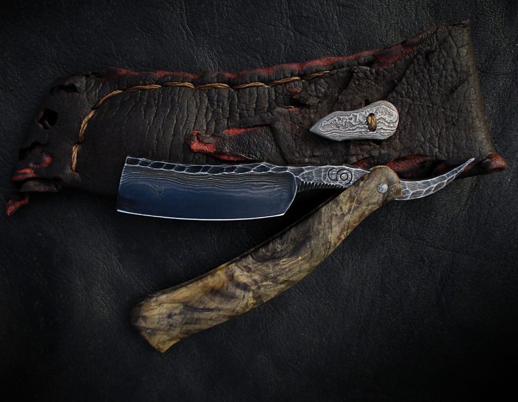 SAGE BLADES™ | HANDCRAFTED KNIVES + RAZORS HANDMADE IN THE USA